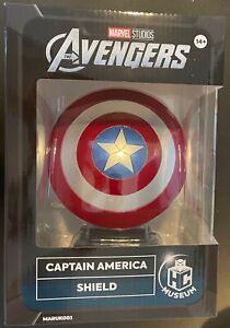 Marvel Studios Avengers Captain America Shield Replica Hero Collector Museum