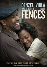 Fences ( 2016) Drama|PG-13[Format:DVD]NEW