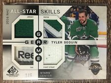 Tyler Seguin 2016-17 SP Game-Used All-Stars Skills Game Gear SP #1/6 C'D ASGG-TS