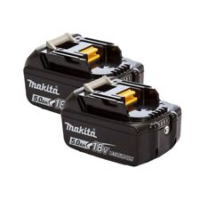 Makita 18v 5ah Battery 2 X 5ah Batteries Brand New !!!!