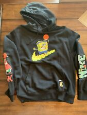 NIKE KYRIE SPONGEBOB HOODIE SIZE MENS SMALL AUTHENTIC EXCELLENT CONDITION