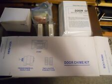 Wired Door Bell Chime home installation Kit Loud 75dB Volume (Wire not Included)