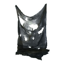 Black Halloween Creepy Cloth Wall Hanging Party Decoration