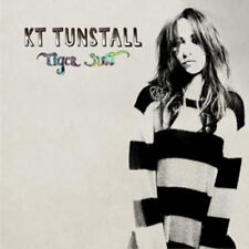 KT Tunstall Tiger Suit CD 11 Track in Gatefold Card Sleeve With Booklet EUROPEA