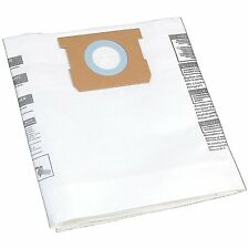 Shop Vac Vacuum Dust Bags/Replacement Bags Wall Mount 15L (5 Pack) - 91931
