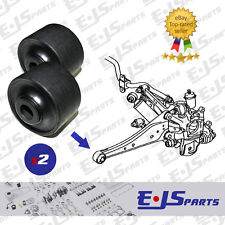 2 x Rear Lateral Control Trailing Arm Bushes for Toyota Rav 4 2005 -