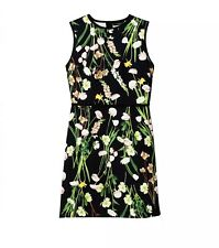 NEW Victoria Beckham for Target Dress size 2X  English Floral Satin