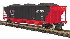 MTH 70-75054 G Gauge/One gauge 4-Bay Hopper Car Norfolk Southern First Responder