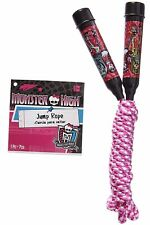 Monster High Jump Ropes Glitter 4ct Party Decoration Favor Supply