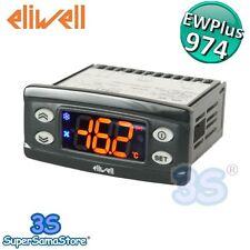 3S TERMOSTATO ELIWELL EWPlus 974 controllo temperatura unità refrigerate banchi