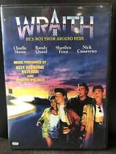 The Wraith (DVD, 2002)-Horror-Rare & OOP