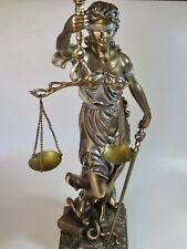 Themis Greek Goddess / LARGE Statue/Blind Lady Justice 50 cm /19.68 inches