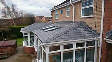 FULLY INSULATED SOLID CONSERVATORY ROOF
