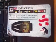 Pirates of the Frozen North #041 HMS Orkney Pocketmodel NrMint-Mint