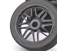 4X Sponge Tire Wheel Rim For HSP Racing HPI 1:8 GT X0-1 RC Car 24002 17mm Hex