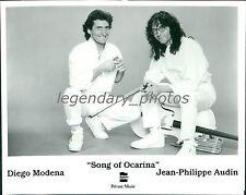 Song of Ocarina--diego Modena & Jean-Philippe Audin   Private Music Original Mus