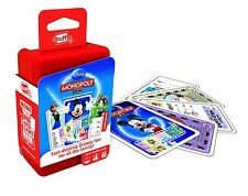 Disney Shuffle Monopoly Deal Card Game. Included