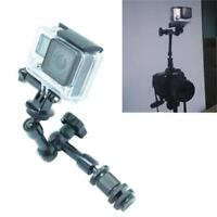 """7"""" inch Articulating Magic Arm for Camera Hot Shoe LED light LCD Monitor KV"""
