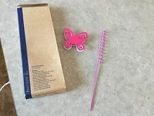 Partylite SmartScents Butterfly Plant Stake Nib! P91834