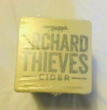 NEW Orchard Thieves Cider Beer Mats 'Stolen From Herefordshire'