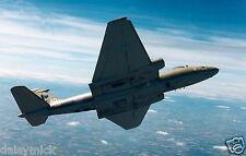 "Royal Air Force RAF Canberra Aircraft 12x8"" Photograph"