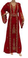 Moroccan Caftan Dubai Kaftan Abaya Wedding gown women's dress maxi cocktail prom