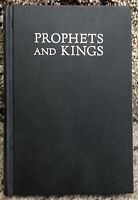 Prophets and Kings by Ellen G White 1969 Pacific Press SDA Adventist HB Book