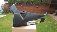 BMW K1300R K1200R/sport 2-nd Generation Belly Pan Spoiler  central & side stand