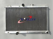 Aluminum radiator For TOYOTA COROLLA AE100 AE101 4A-FE 1.6L 7A-FE 1.8L 1992-1998