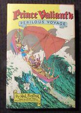 1976 PRINCE VALIANT Perilous Voyage by Hal Foster HC/DJ FVF/VG+ Nostalgia Press