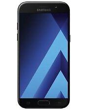 "Samsung A5 2017 A520f Dual SIM 32gb ROM 3gb RAM 5.2"" Black Smartphone"