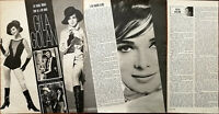 Gila Golan The Strange, Unusual Story of A Girl Named… Vintage Article 1966