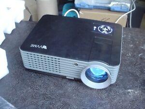 VVME LED Projector Used VVME-HTPCD-V01