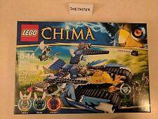 LEGO Equila's Ultra Striker - 70013 - 2013 - NIB - Legends of Chima