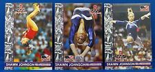 Shawn Johnson Rare Trading Cards Beijing 2008 Primetime Promo