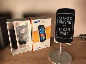 Samsung Focus - AT&T - Black - SGH-i917 - READ - #H916