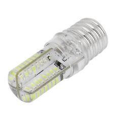 E17 Clavija 5W 64 LED Bombilla de lampara 3014 SMD Luz pura Blanco AC 110V- D8Q5