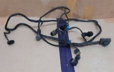 MERCEDES E CLASS W212 FRONT PARKING SENSOR AND WIRING LOOM A0001534524  09-16