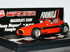 Brumm S050 Maserati 250F Juan Manuel Fangio 1957 Argentine GP LTD ED 1/43