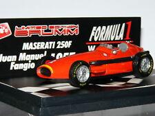 Brumm S050 Maserati 250F Juan Manuel Fangio 1957 Argentine GP LTD ED 1/43