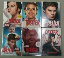 Dexter: Seasons 1-6 plus season 8 (DVD Set) new