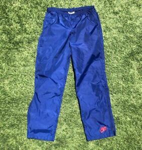 VTG 70s/80s Nike Sportswear White Tag Windbreaker Jogging Running Swoosh Pants L