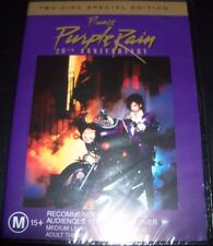 Purple Rain - Prince - Two Disc Special Edition (Australia Region 4) DVD - NEW