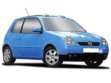 VW LUPO 3-doors 1999-2005 2-pc Wind Deflectors HEKO Tinted