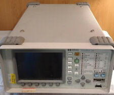 Hp Agilent 37718A OmniBer Communications Analyzer, Opt 002; 011; 104; 601; 801