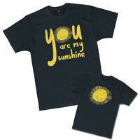 You Are My Sunshine Tee Mommy / Daddy & Me Coordinating Adult T-Shirt