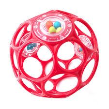 NEU & OVP HCM Oball Rattle 10 cm Rasseln Ball Toy Kleinkinder Baby !555