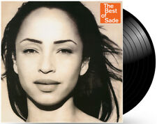 "Sade : The Best of Sade VINYL 12"" Album 2 discs (2016) ***NEW***"