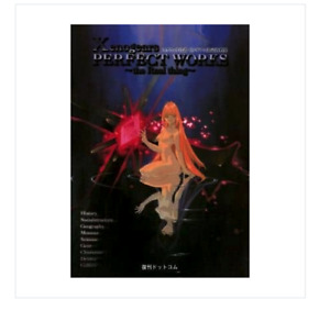 Xenogears PERFECT WORKS the Real thing Official Art Book reprinted Square