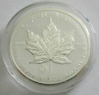 Kanada 5 Dollars 2012 Maple Leaf F15 1 Oz Silber